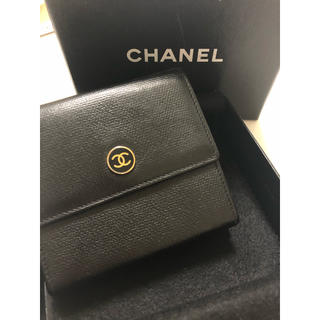 CHANEL - CHANEL 折り財布 美品