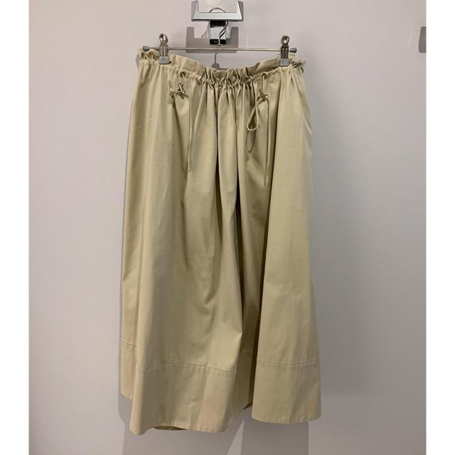 Drawer(ドゥロワー)のdrawer ドゥロワー   ロングスカート 丈詰め80cm丈 レディースのスカート(ロングスカート)の商品写真