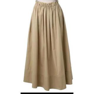 Drawer - drawer ドゥロワー   ロングスカート 丈詰め80cm丈
