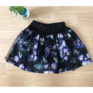 アナスイミニ(ANNA SUI mini)のアナスイミニ スカート 120(スカート)