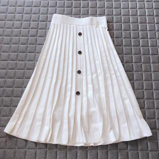 Apuweiser-riche - Apuweiser-riche☆プリーツスカート ロングスカート