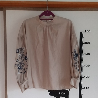 ショコラフィネローブ(chocol raffine robe)のchocol raffine robe ブラウス(シャツ/ブラウス(長袖/七分))