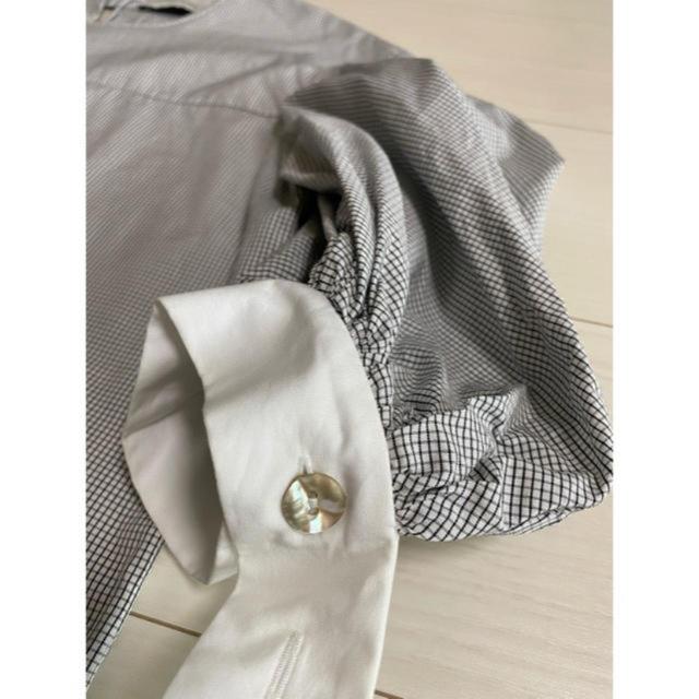 TOMORROWLAND(トゥモローランド)のモノグラフィー ブラウス トゥモローランド  レディースのトップス(シャツ/ブラウス(長袖/七分))の商品写真