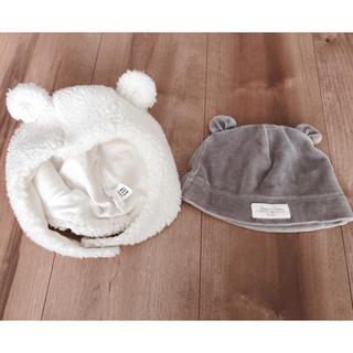 babyGAP - GAP 帽子 2点セット