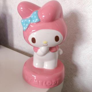 マイメロディ - マイメロディ 貯金箱 陶器 ピンク かわいい