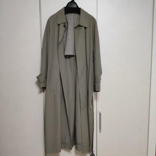 ミラオーウェン(Mila Owen)のミラオーウェン ステンカラー コート カーキ(ロングコート)