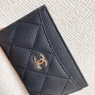 CHANEL - CHANEL カードケース ノベルティ