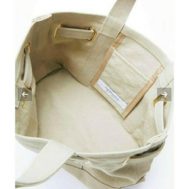 DEUXIEME CLASSE(ドゥーズィエムクラス)のSITA PARANTICA CANVAS TOTE MINI BAG レディースのバッグ(トートバッグ)の商品写真