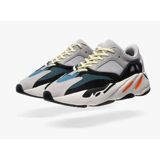 アディダス(adidas)の希少 yeezy boost 700 ウェーブランナー 27.0㎝(スニーカー)