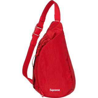 Supreme - Supreme  Sling Bag Dark Red