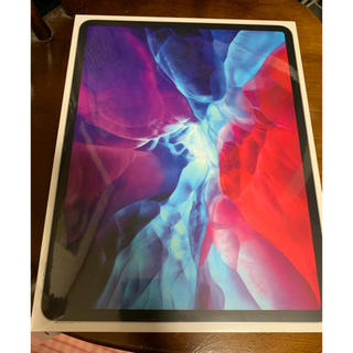 iPad - 新品未開封 iPad Pro 12.9インチ 第4世代  1TB シルバー