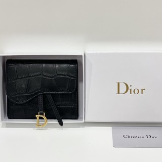 Christian Dior - クリスチャンディオール折り財布