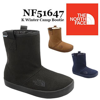 THE NORTH FACE - THE NORTH FACE/ザノースフェイス キッズムートンブーツ Used