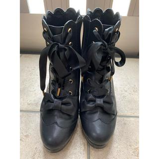 アンクルージュ(Ank Rouge)のAnk Rouge ブーツ (ブーツ)