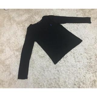 ラルフローレン(Ralph Lauren)のポロ ラルフローレン 長袖 Tシャツ カットソー VネックTシャツ(Tシャツ(長袖/七分))