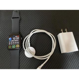 Apple Watch - Apple Watch Series 5(GPSモデル)- 44mm