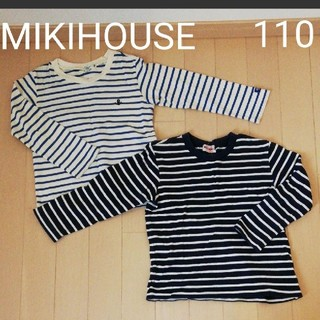 mikihouse - MIKIHOUSE ロンT まとめ売り 110
