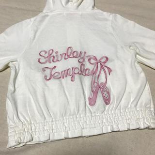 シャーリーテンプル(Shirley Temple)のシャーリーテンプル★パーカー80cm (シャツ/カットソー)