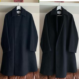ENFOLD - [美品 定価¥70,200] ENFOLD コート/36/ブラック