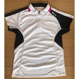 ウィルソン(wilson)のWilson テニスシャツ レディース  L(ウェア)