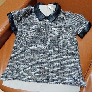 アクサラ(AXARA)のAXARA アクサラ ブラウス  半袖(シャツ/ブラウス(半袖/袖なし))