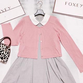FOXEY - フォクシー 🍋カーディガン🌼