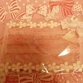 Angelic Pretty - 兎慶ぶ花宴 マスクカバー