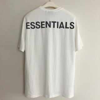 FEAR OF GOD - Fear of God FOG Essentials リフレクター半袖Tシャツ