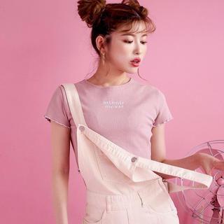 eimy istoire - ダーリッチ メローTシャツ 新品未使用未開封 ピンク