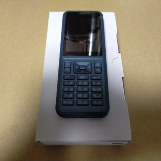 Softbank Simply 602SI ダークブルー