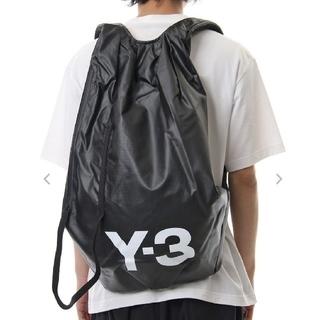 ワイスリー(Y-3)の【定価27000円】Y-3 Yohji II Backpack(バッグパック/リュック)