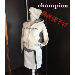 チャンピオン(Champion)の最終値下げ❣️champion チャンピオン★ゴルフ セットアップ M(ウエア)