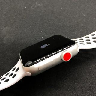 Apple Watch - Apple Watch3 NIKE GPS+Cellular 42mmケース箱有