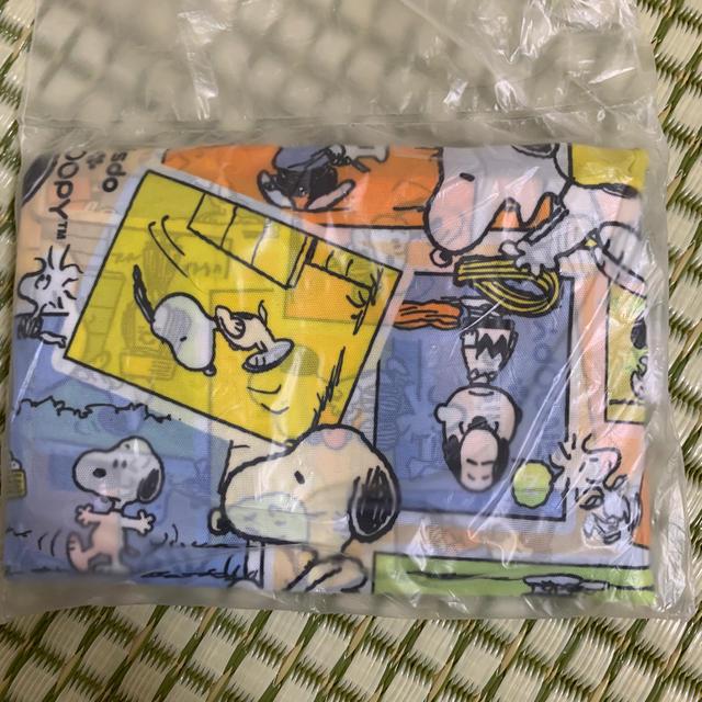 SNOOPY(スヌーピー)のスヌーピー ミスド 親子 エコバッグ 2個セット レディースのバッグ(エコバッグ)の商品写真