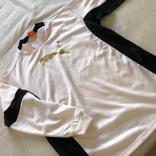 PUMA - puma長袖シャツ