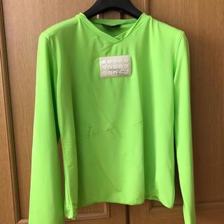 フェンディ(FENDI)のFENDI  長袖Tシャツ 小さめの44サイズ(Tシャツ(半袖/袖なし))