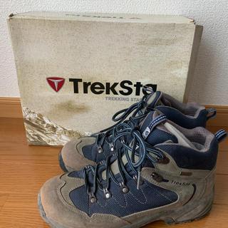 トレクスタ(Treksta)のトレッキングシューズ、登山靴(登山用品)