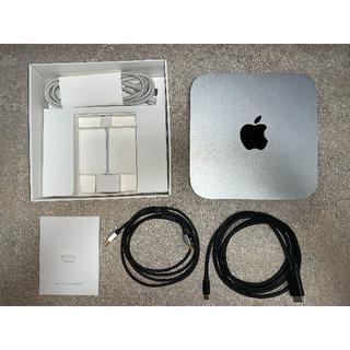 Apple - 【値下】Mac mini 2012 i7 16GB SSD1TB&HDD1TB