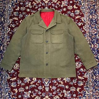 ヨウジヤマモト(Yohji Yamamoto)の06ss archive Y's for men shirt jacket(ミリタリージャケット)