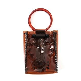 mame - 新品20AW mame Vinyl Chloride Mini Hand Bag