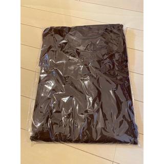 ワンエルディーケーセレクト(1LDK SELECT)の新品 久米繊維謹製 ビッグロングスリーブTシャツ 茶色 スタイリスト私物 ポパイ(Tシャツ/カットソー(七分/長袖))