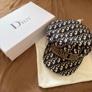 クリスチャンディオール(Christian Dior)の新品  Christian Dior キャスケット(キャスケット)