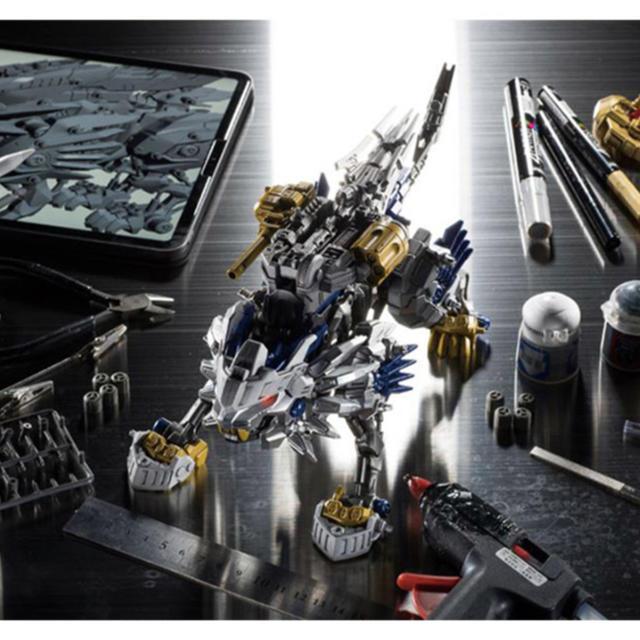Takara Tomy(タカラトミー)の限定 ゾイドワイルド ライガー ジ アーサー エンタメ/ホビーのおもちゃ/ぬいぐるみ(模型/プラモデル)の商品写真