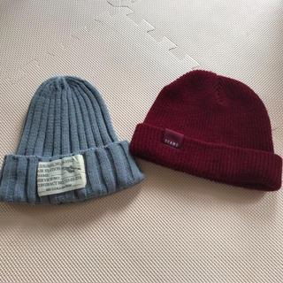 ビームス(BEAMS)のニット帽 セット(ニット帽/ビーニー)