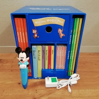 Disney - 【新品未使用】DWE ディズニー英語システム ミッキーマジックペンセット DWE