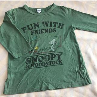 シップス(SHIPS)のSHIPS  スヌーピー  7分 Tシャツ  130(Tシャツ/カットソー)