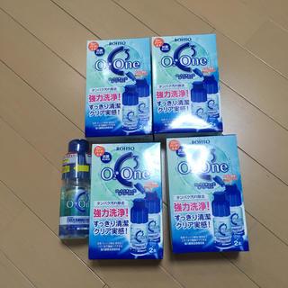 ロートセイヤク(ロート製薬)のロート  Cキューブ オーツーワン             コンタクト保存液(日用品/生活雑貨)