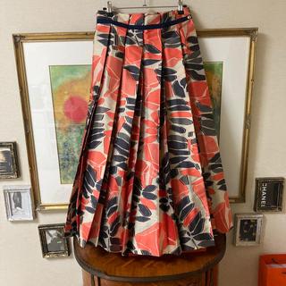 Drawer - 2018年SS ドゥロワー ジャガードスカート 定価8万 美品!38