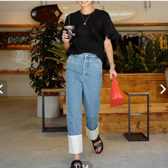 Drawer(ドゥロワー)の gypsohila Tシャツ 新品 レディースのトップス(Tシャツ(半袖/袖なし))の商品写真