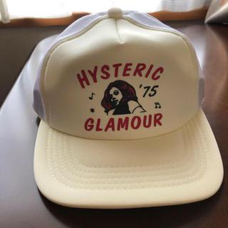 ヒステリックグラマー(HYSTERIC GLAMOUR)のHysteric glamour 新品タグ付き🎶キャップ🎶(キャップ)
